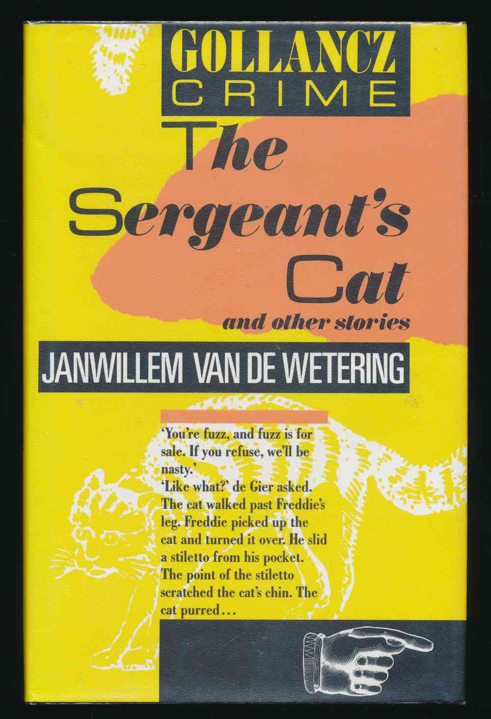 The sergeant's cat, and other stories
