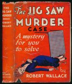 The jig-saw murder