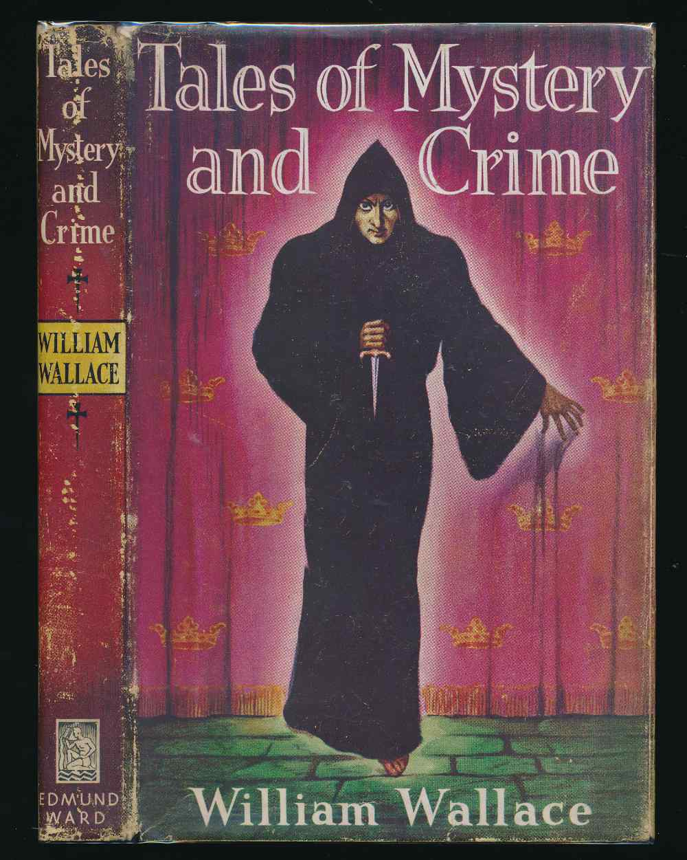Tales of mystery and crime