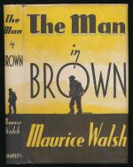 The man in brown
