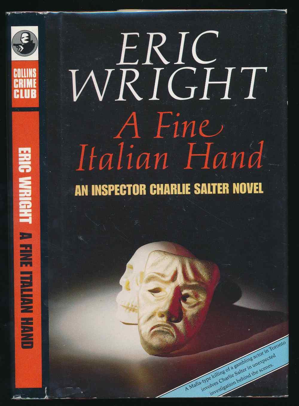 A fine Italian hand: an Inspector Charlie Salter novel