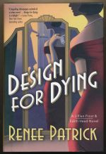 Design for dying : a Lillian Frost and Edith Head novel
