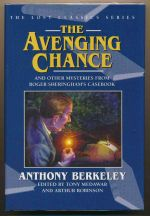 The avenging chance and other mysteries from Roger Sheringham's casebook