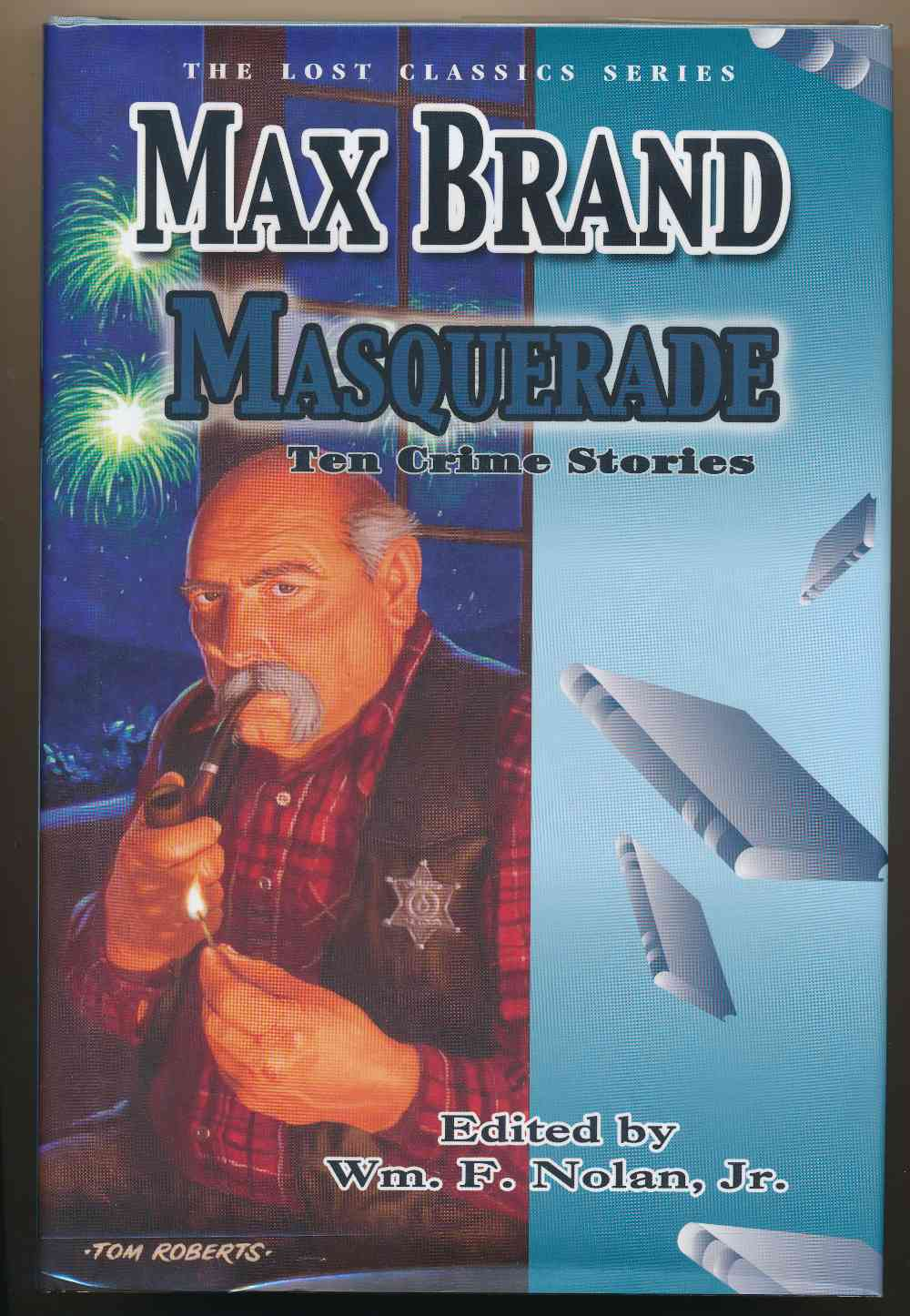 Masquerade : ten crime stories
