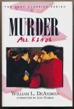 Murder - all kinds