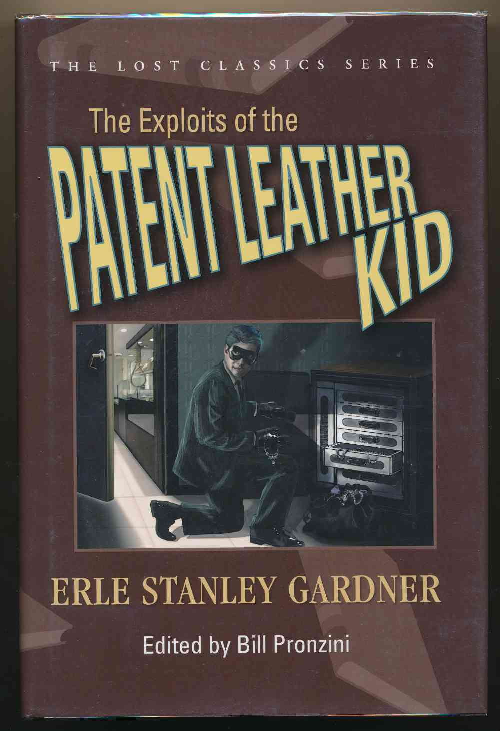 The exploits of the Patent Leather Kid