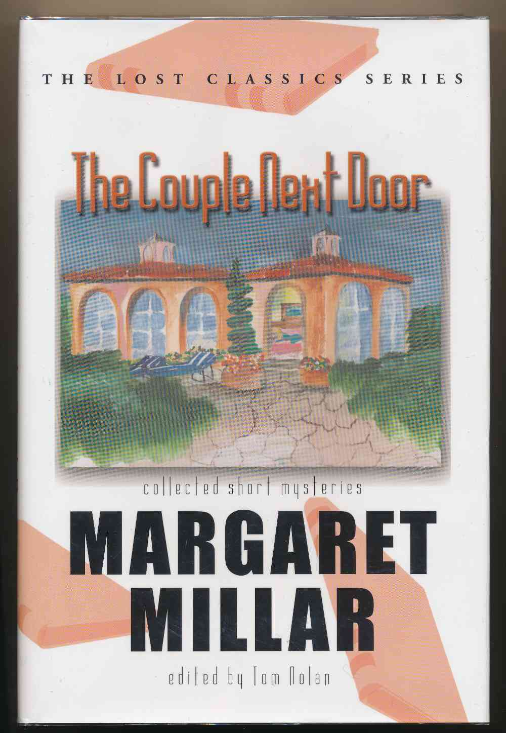 The couple next door : collected short mysteries
