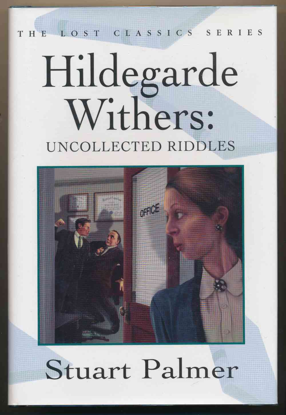 Hildegarde Withers : uncollected stories