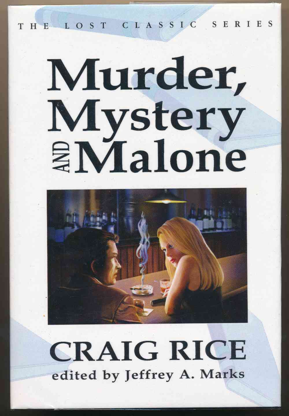 Murder, mystery and Malone