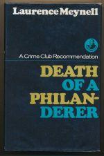 Death of a philanderer