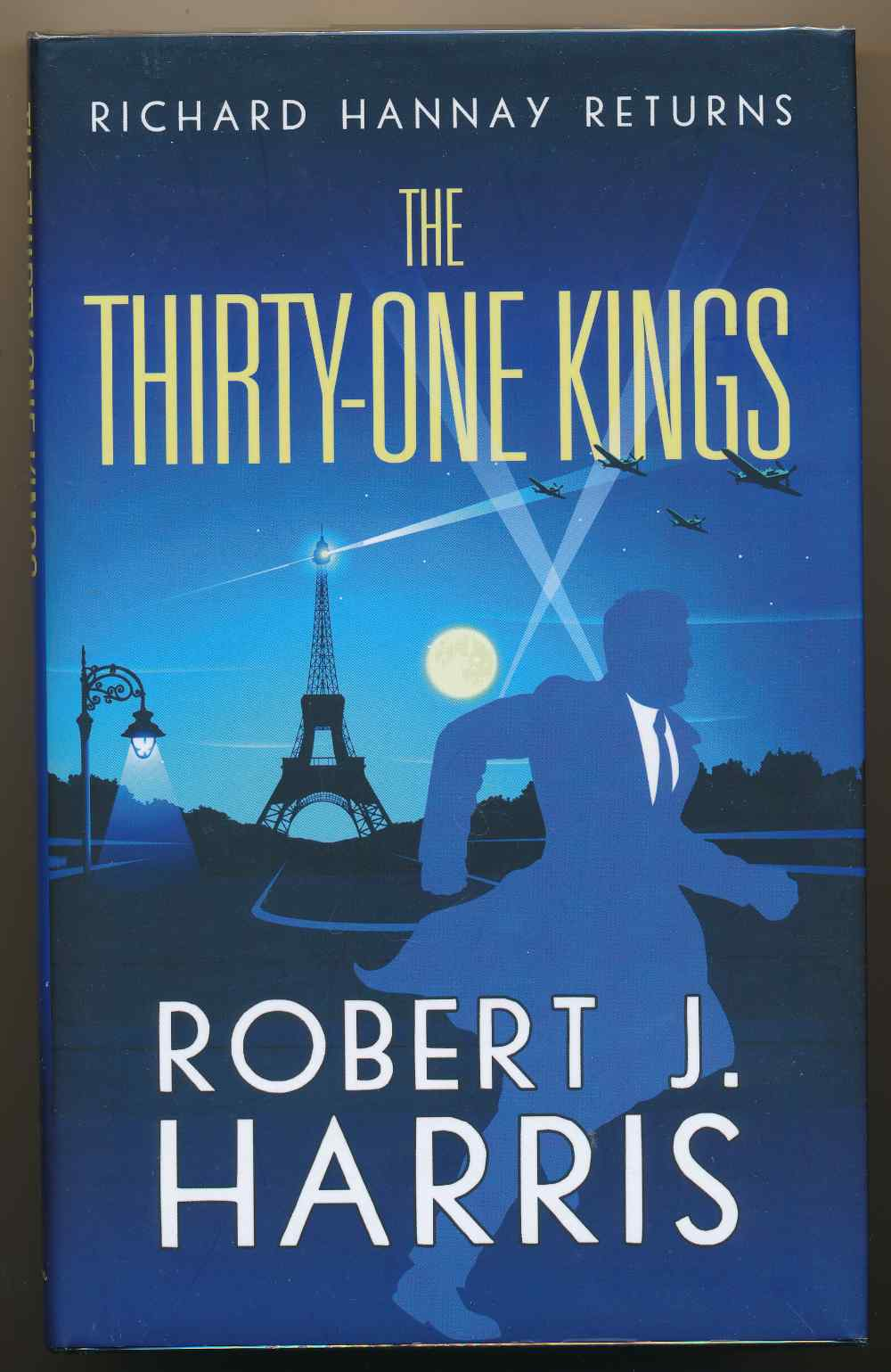 The thirty-one kings : Richard Hannay returns
