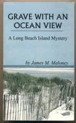 Grave with an ocean view : a Long Beach Island mystery