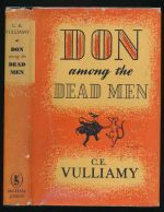 Don among the dead men : a satirical thriller