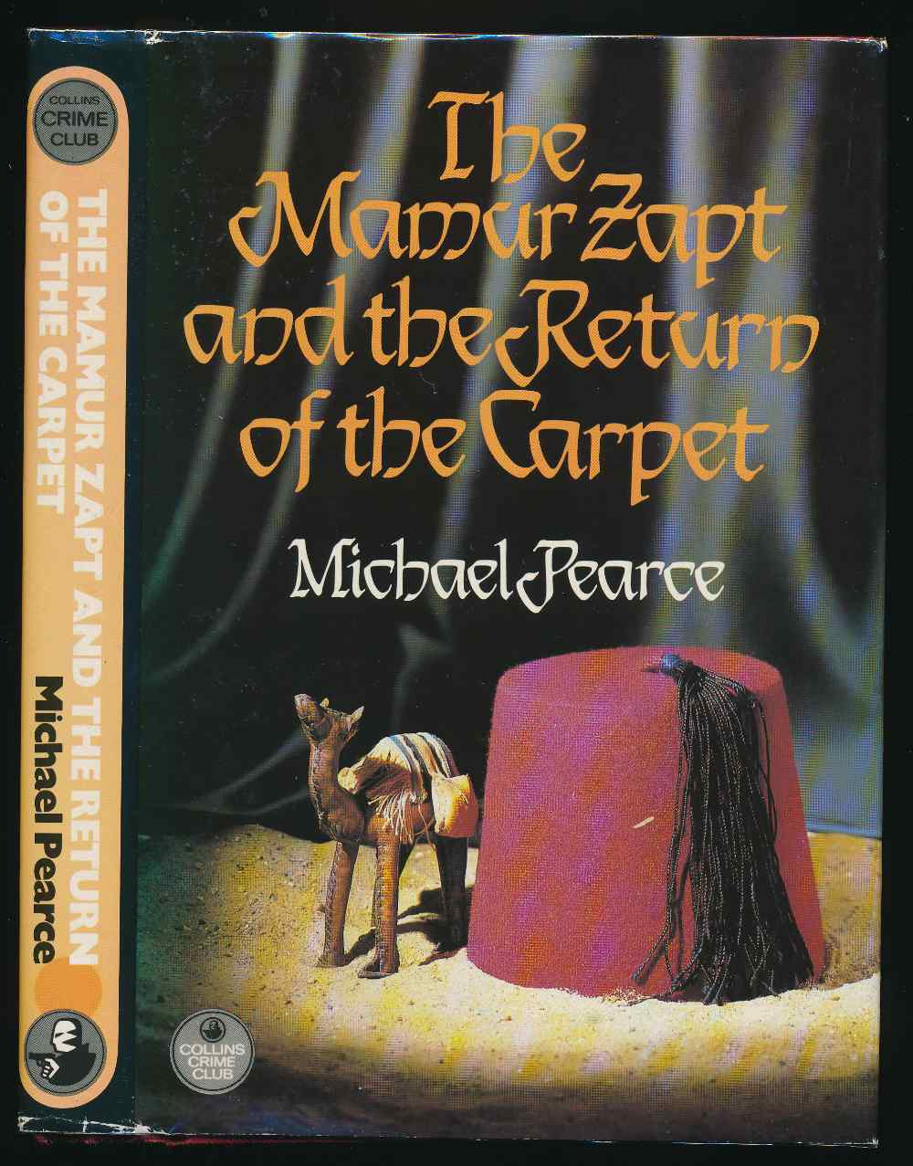 The Mamur Zapt and the return of the Carpet