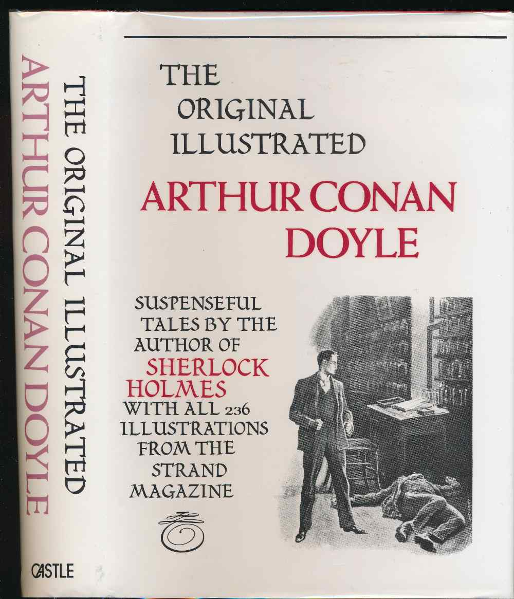 The original illustrated Arthur Conan Doyle