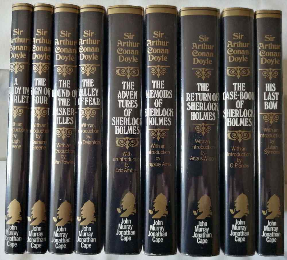 The Sherlock Holmes collected edition