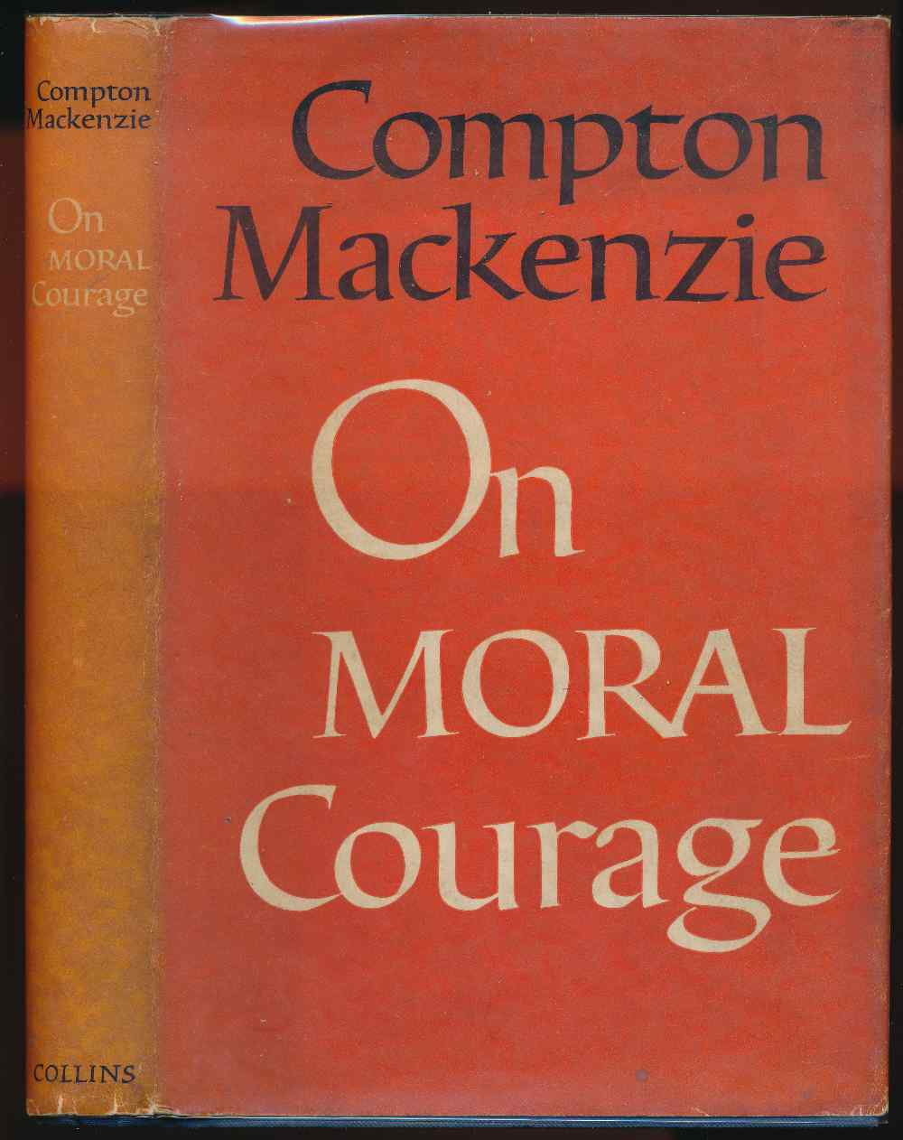 On moral courage