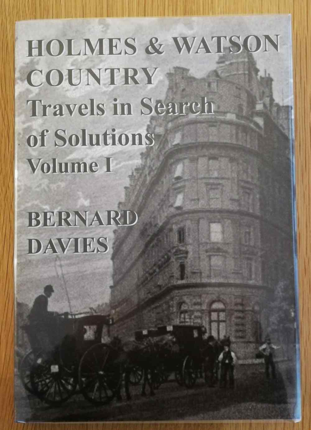 Holmes and Watson country : travels in search of solutions