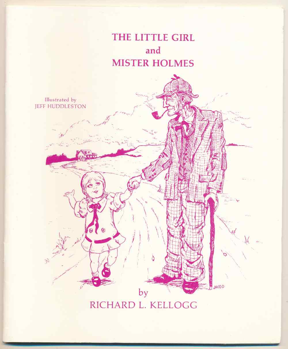 The little girl and Mister Holmes