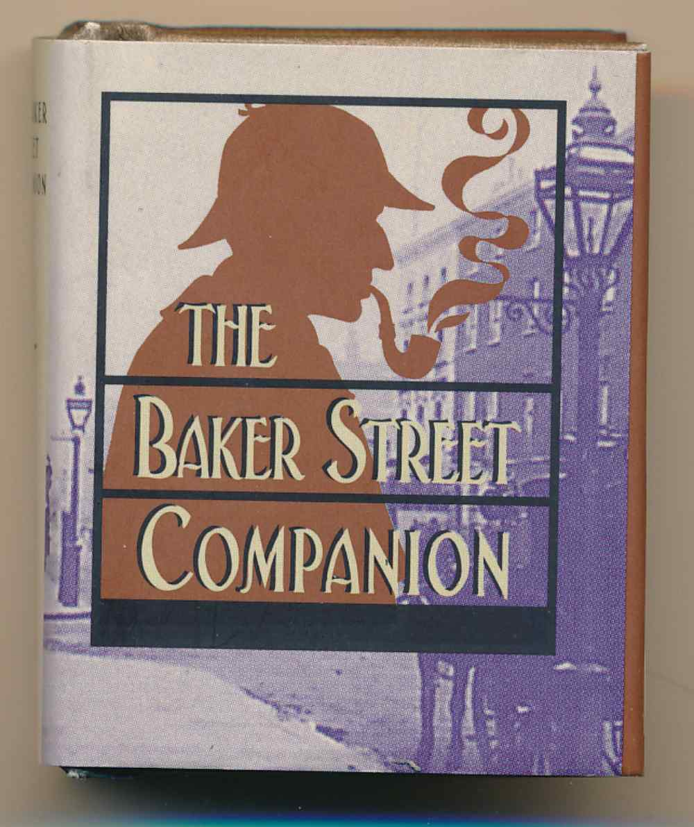 The Baker Street companion