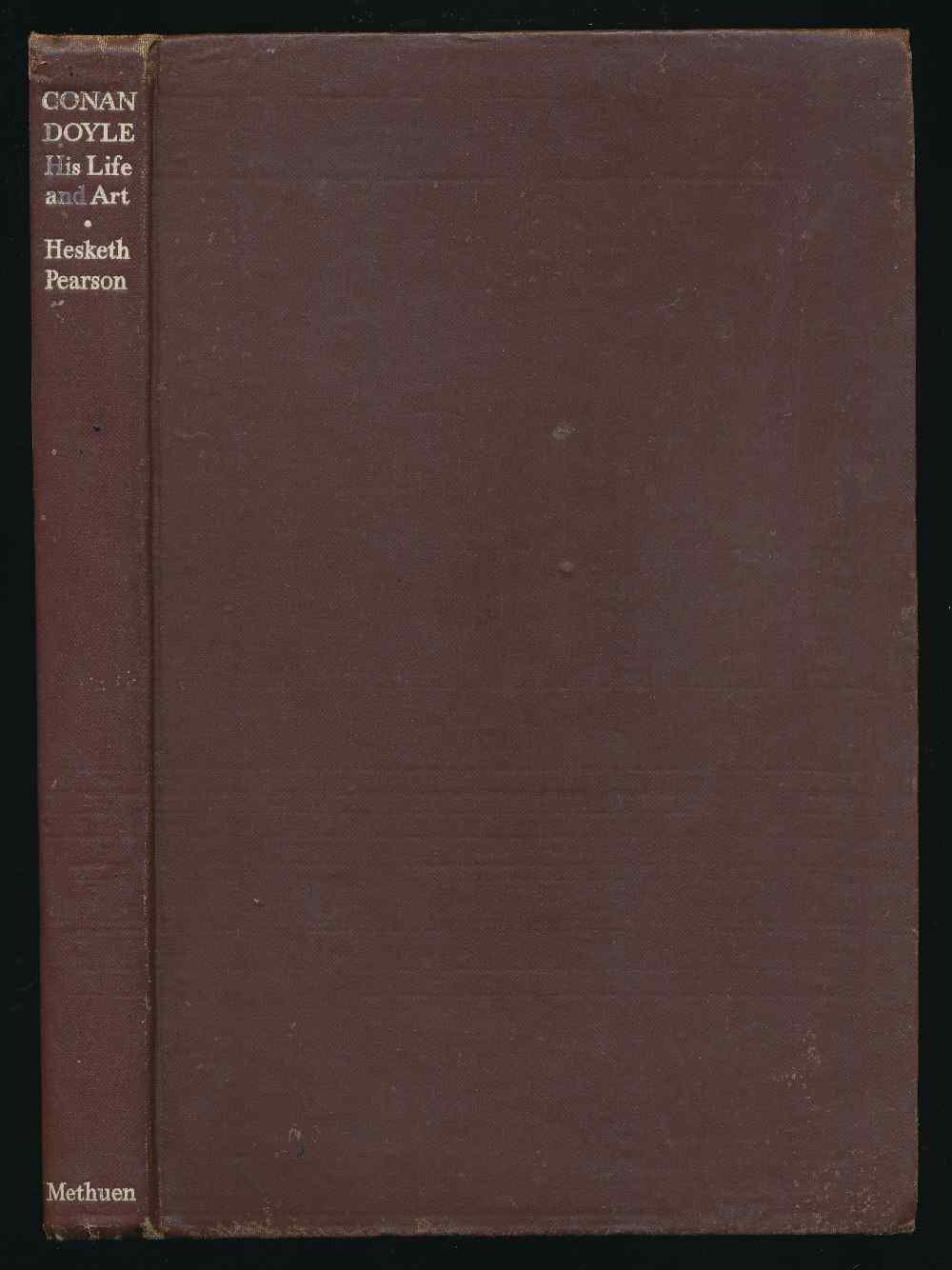 Conan Doyle : his life and art