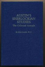 Austin's Sherlockian studies : the collected annuals
