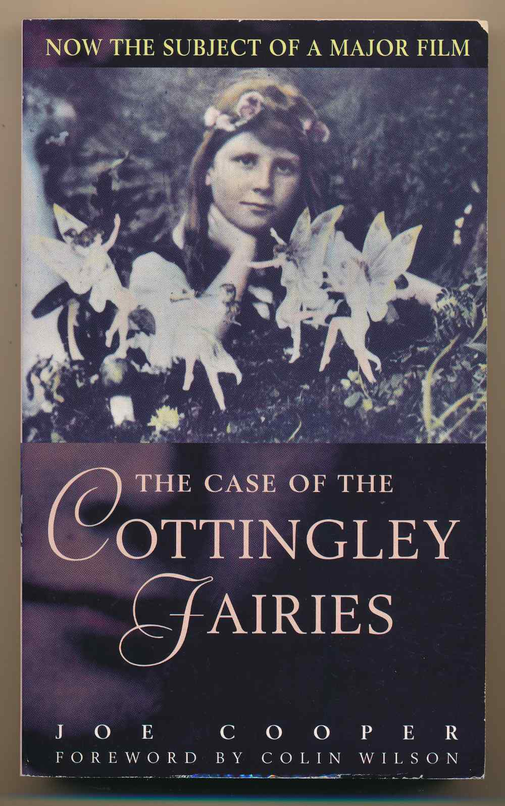 The case of the Cottingley fairies