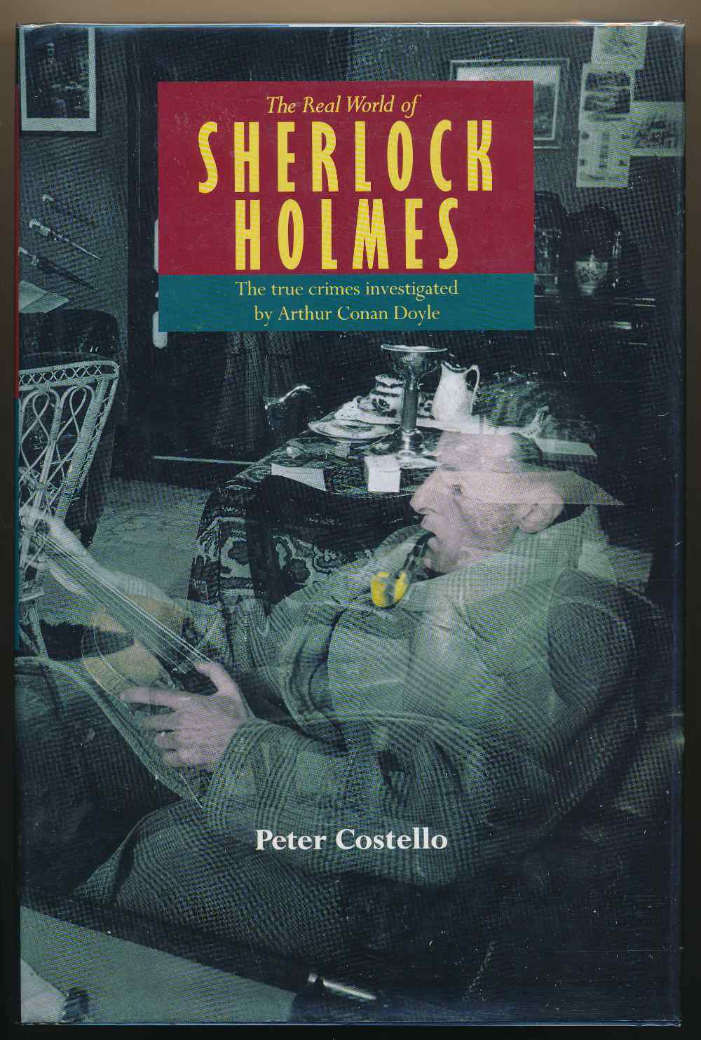 The real world of Sherlock Holmes : the true crimes investigated by Arthur Conan Doyle