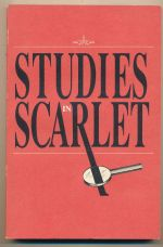 Studies in scarlet