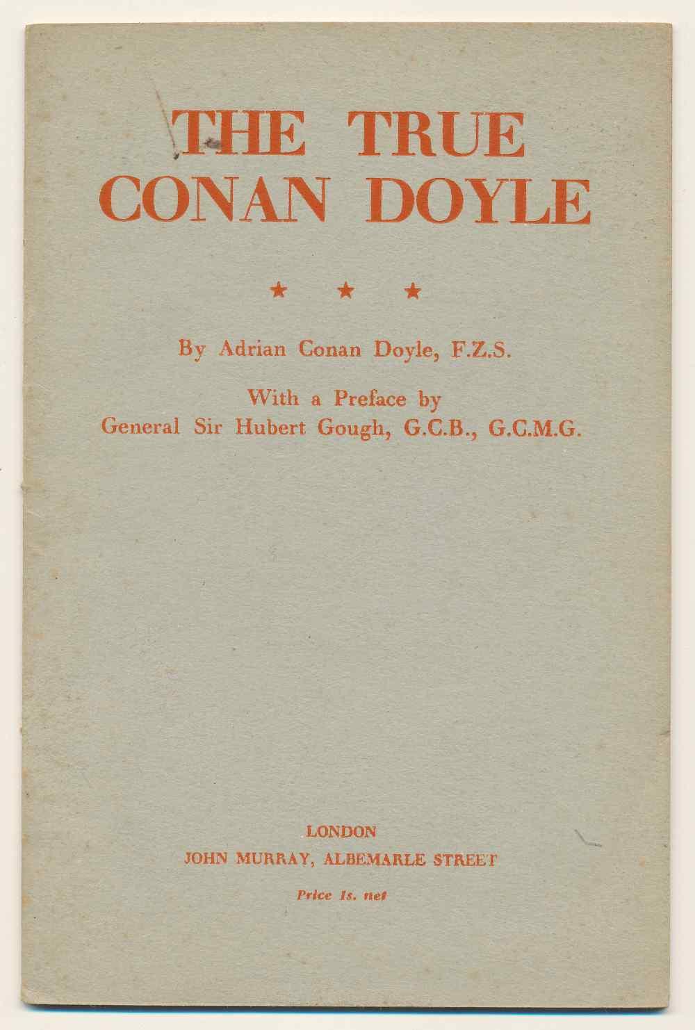 The true Conan Doyle