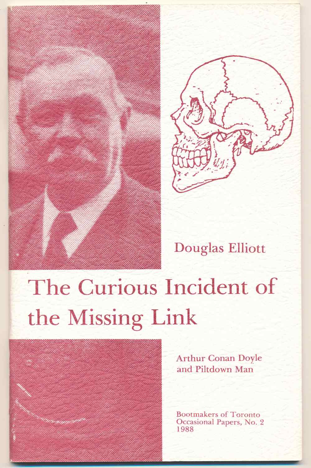The curious incident of the missing link : Arthur Conan Doyle and the Piltdown man