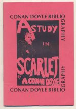 Conan Doyle bibliography : a bibliography of the works of Sir Arthur Conan Doyle M.D. LL.D (1859-1930)