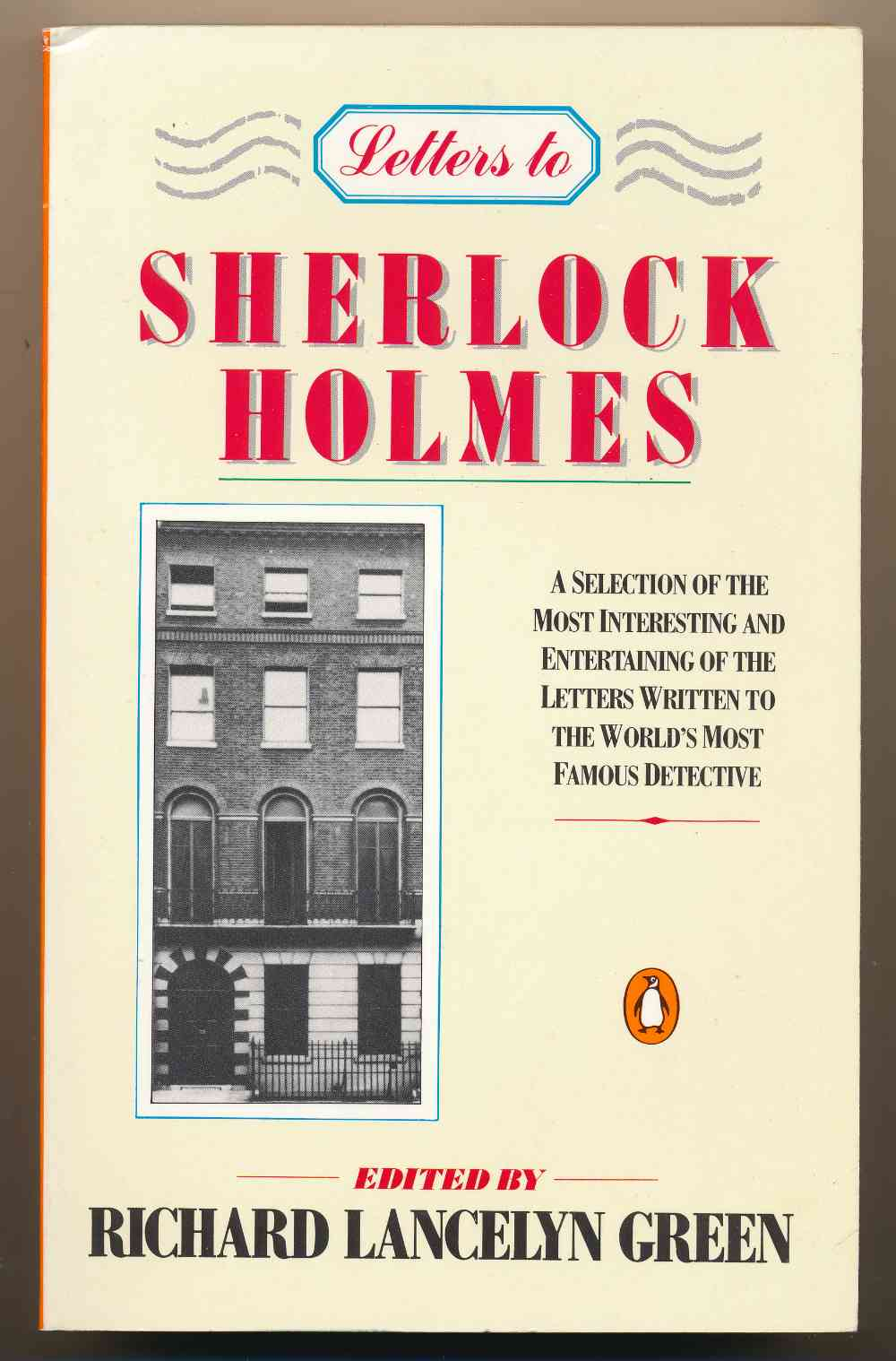 Letters to Sherlock Holmes