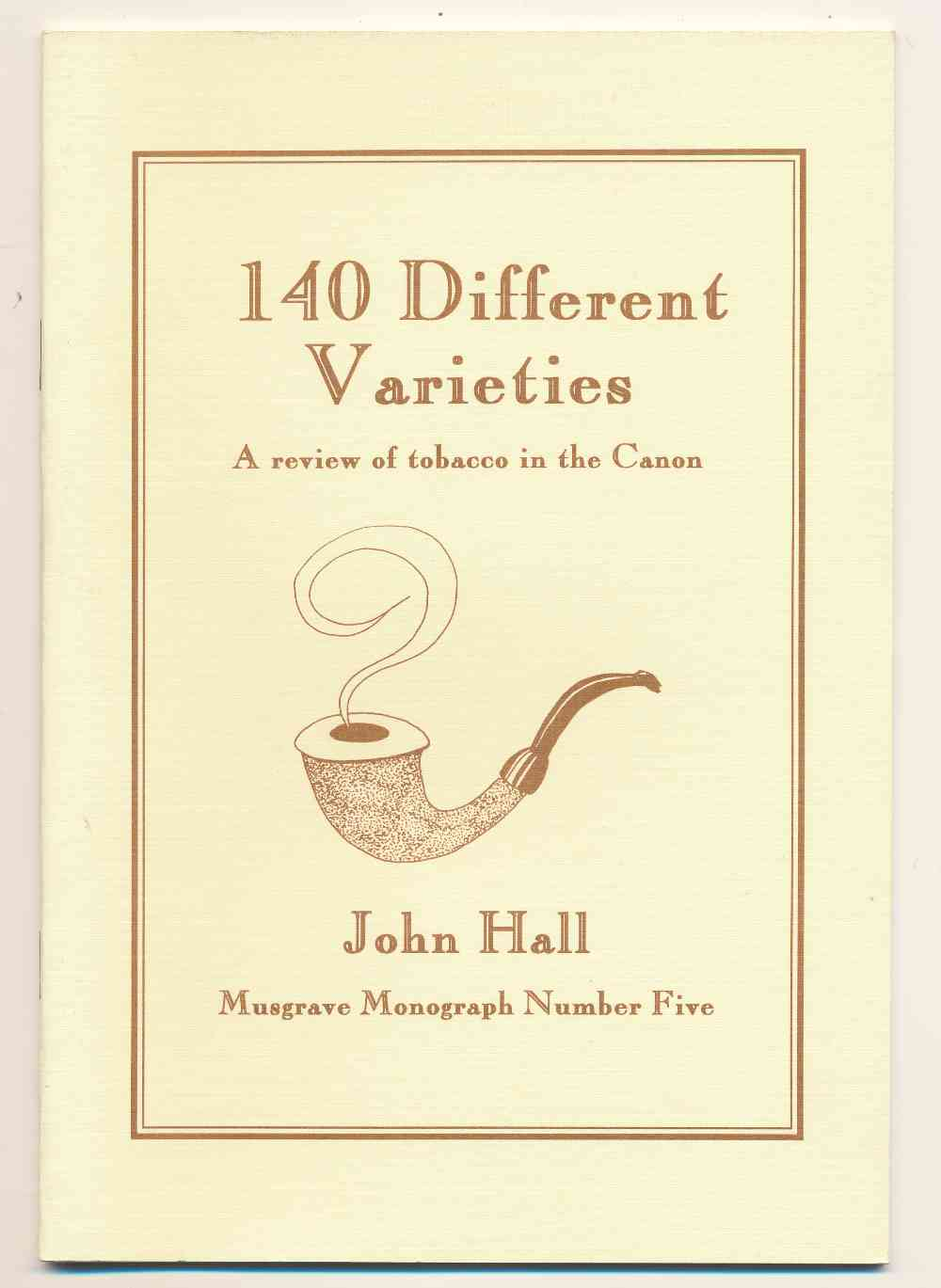 140 different varieties : a review of tobacco in the canon
