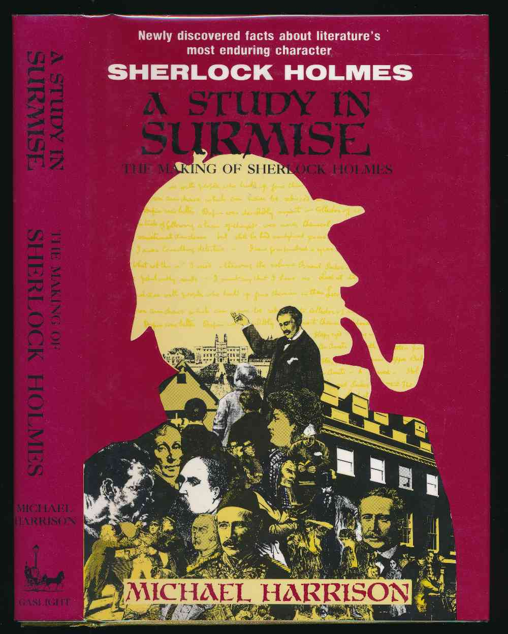 A study in surmise : the making of Sherlock Holmes