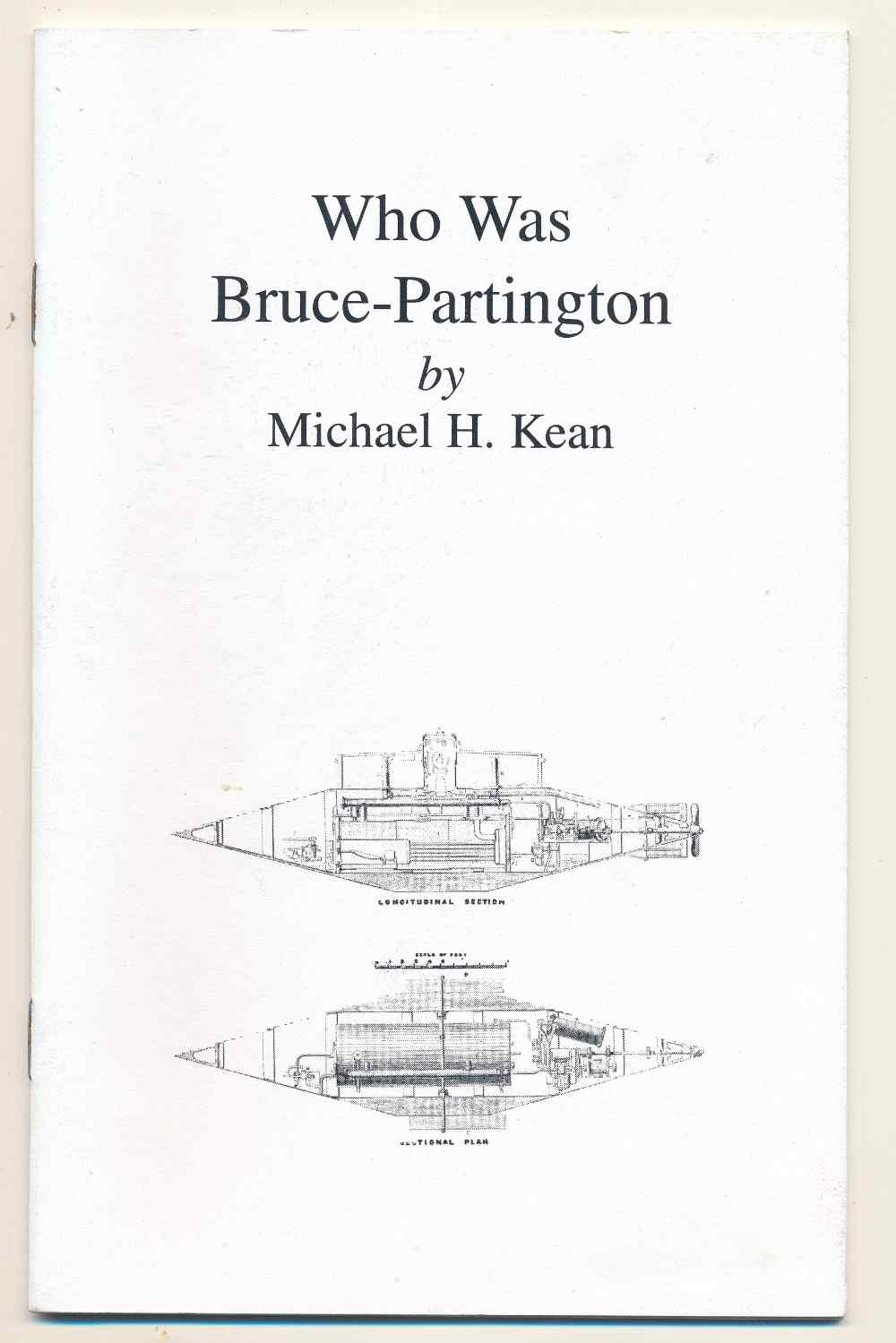 Who was Bruce-Partington?