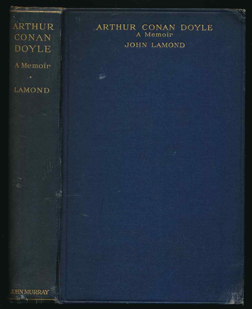 Arthur Conan Doyle : a memoir