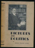 Pictures and politics : a book of reminiscences
