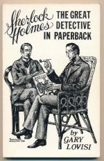 Sherlock Holmes : the great detective in paperback