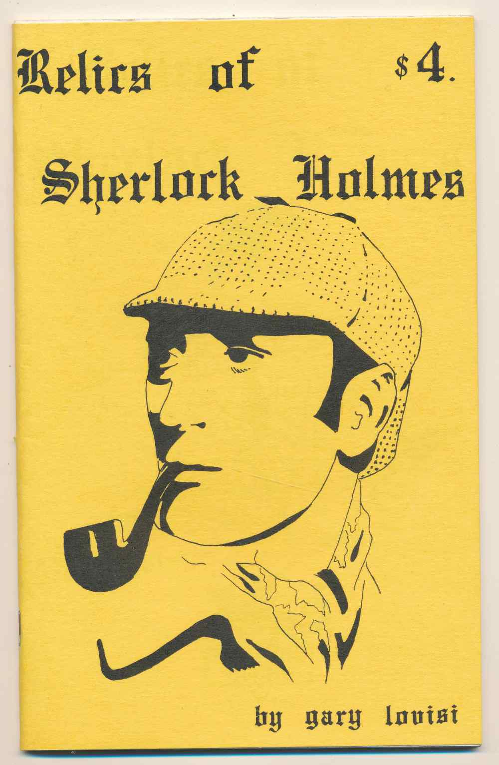 Relics of Sherlock Holmes