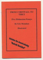 From Cornwall to Tibet ; five  Holmesian essays