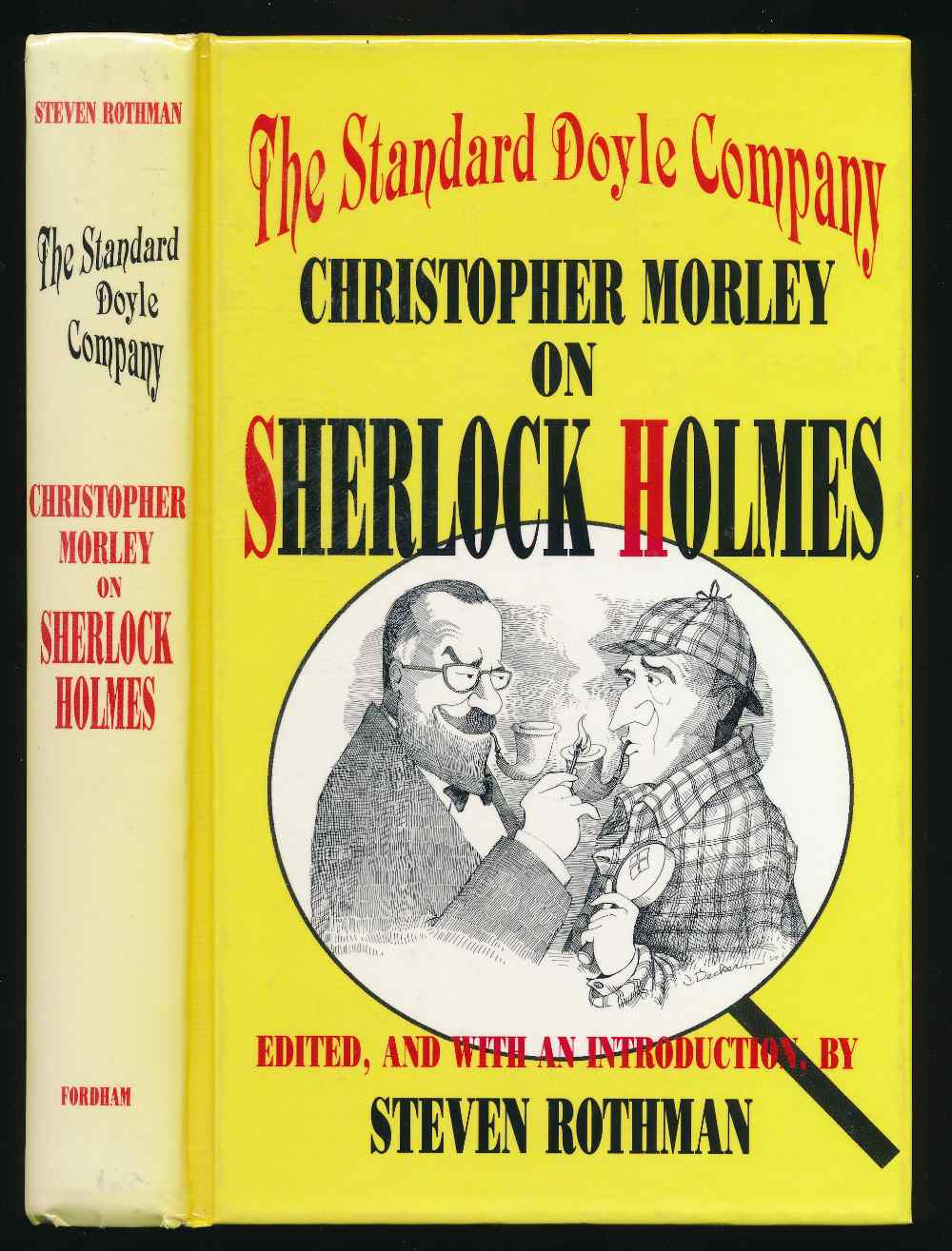 The Standard Doyle Company : Christopher Morley on Sherlock Holmes