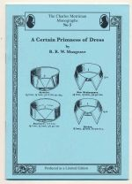 A certain primness of dress