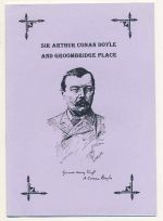 Sir Arthur Conan Doyle and Groombridge Place
