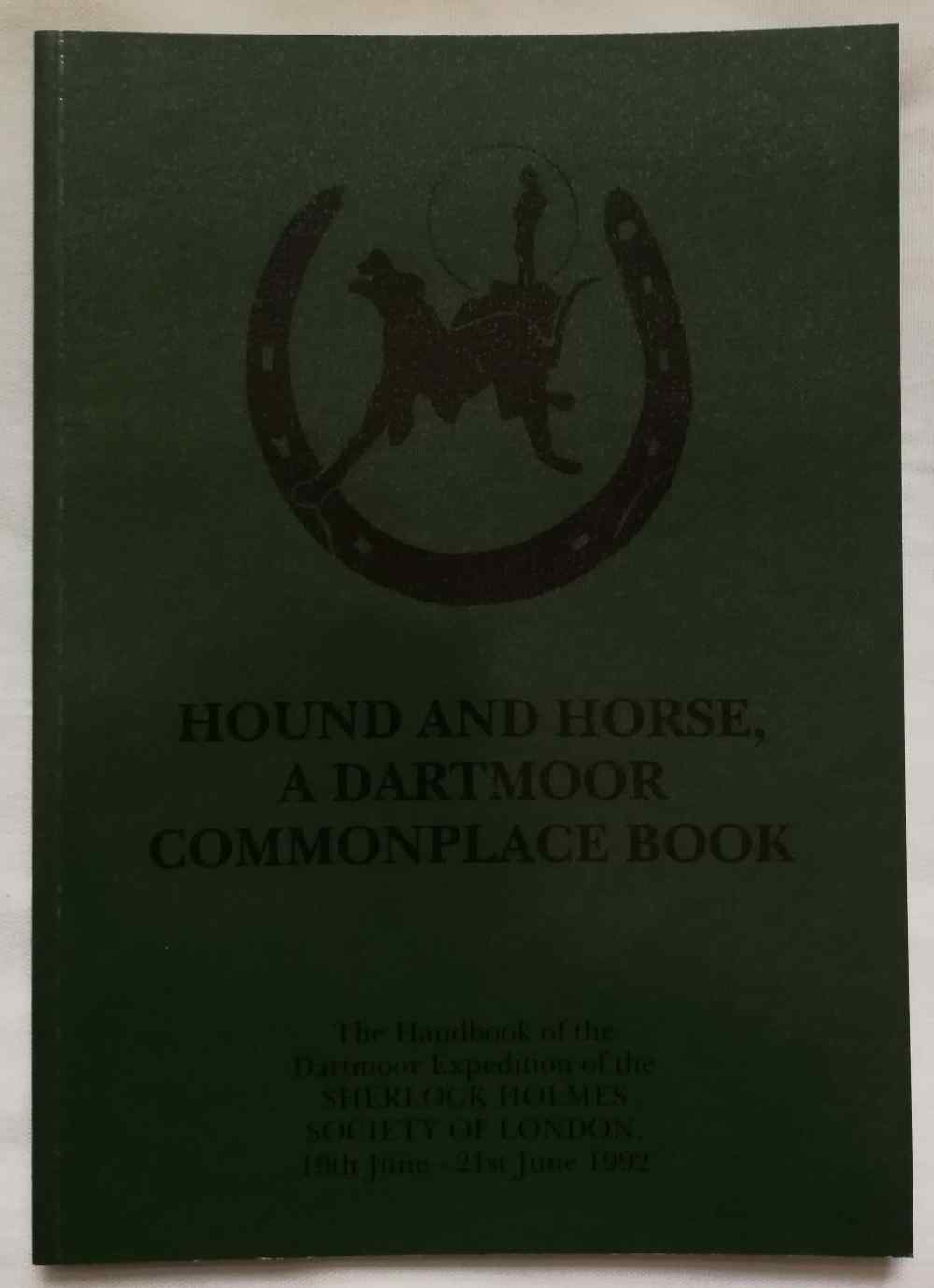 Hound and horse : a Dartmoor commonplace book