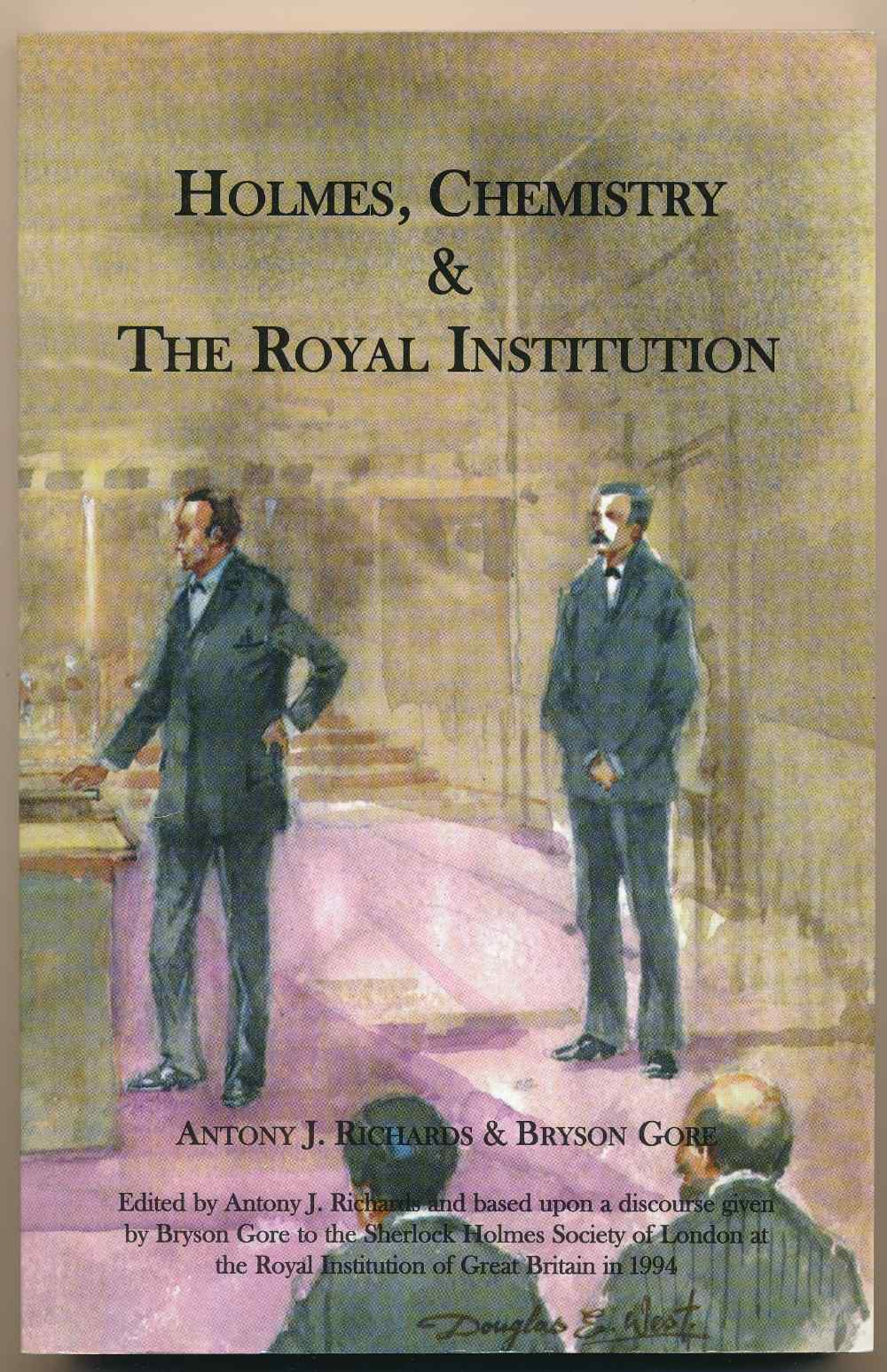 Holmes, chemistry and the Royal Institution