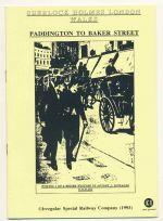 Paddington to Baker Street