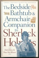 The bedside, bathtub and armchair companion to Sherlock Holmes