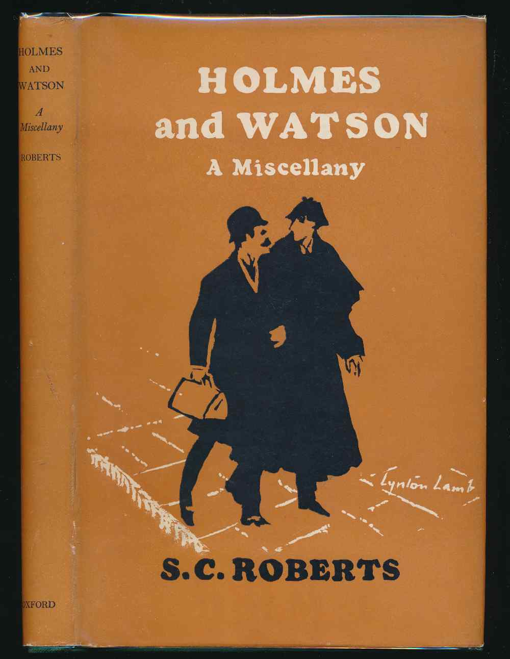 Holmes and Watson : a miscellany