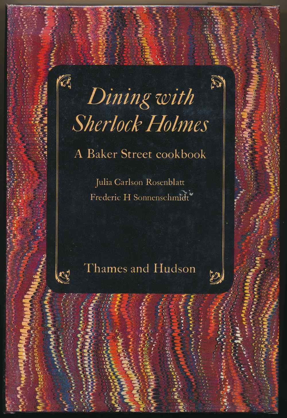 Dining with Sherlock Holmes : a Baker Street cookbook